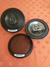 SOLD! - Pioneer car speakers 180w x 2