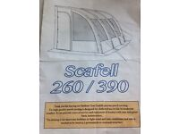 Scafell Awning