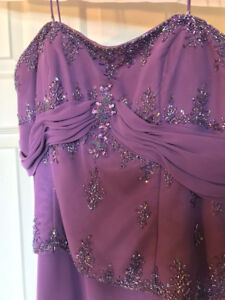 Dresses for sale, including for mother of the groom or bride!