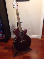 **like new** Cort acoustic/electric
