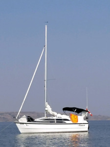 Sailboat - McGregor26M