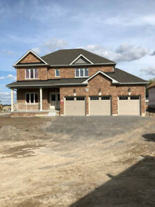 Brand New, Beautiful, 4 Bedroom House For Rent!