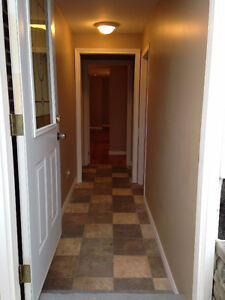 Heat & Light Included - Two Bedroom Basement Apartment For Rent
