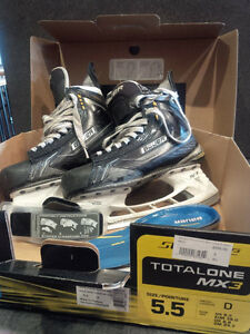 Bauer MX3 Top of the Line Hockey Skate