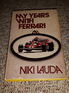 Niki Lauda - My Years with Ferrari