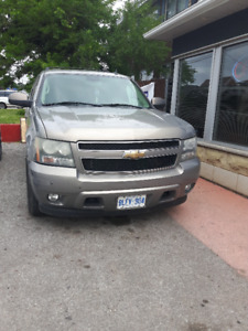 2007 Chevy Suburban for Sale