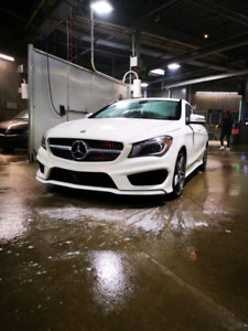 2014 Mercedes Benz CLA250 AMG package AWD!!