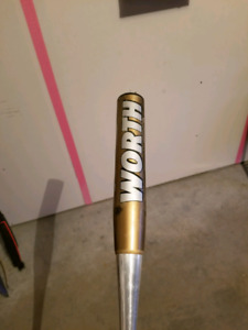 Worth Slowpitch Bat