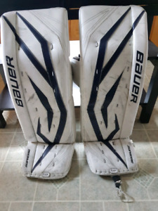 Bauer one.90 goalie pads 36+1