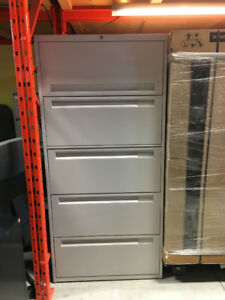 Lateral Filing Cabinets - 4 Drawers - 5 Drawers