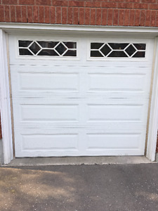 Used Insulated Garage Doors