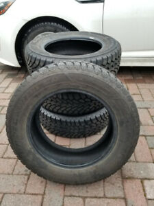 "NEW GOODYEAR NORDIC 16"" WINTER SNOW FLAKE TIRES"