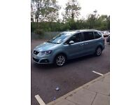 Seat Alhambra 2.0 TDI ECO, Lux , ELECTRIC SLIDING DOORS