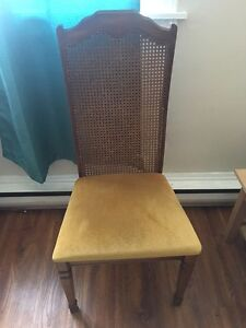 Solid wood extendable table St. John's Newfoundland image 2