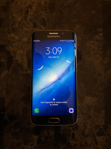 Samsung Galaxy S6 Edge 64 GB with Gear VR and 2 fast chargers