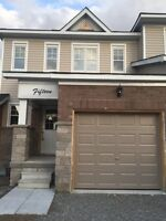 New Never Lived In 3 Bedroom Towmhouse For Rent in Barrie