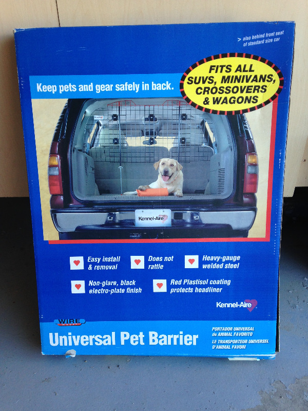 Dog Barriergate For Car Accessories Calgary Kijiji