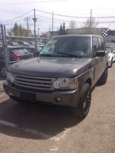 2006 Land Rover Range Rover SUV, Crossover