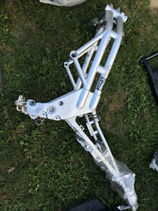 Hyosung 650 frame for sale