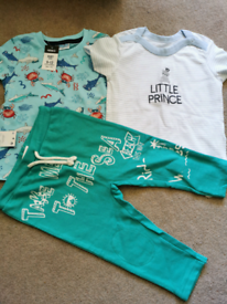 9-12 months brand new clothes