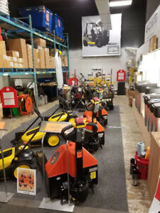 Boss Forklifts Electric Pallet Jack Truck - 3300 lbs - $89/month