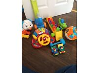 Baby toddler bundle in excellent condition