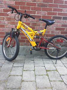 Kids Mountain Bike Supercycle 6-Speed