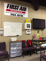 First Aid CPR/AED Certification Programs