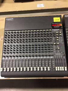 Console Mackie 1604 VLZ-PRO usagée