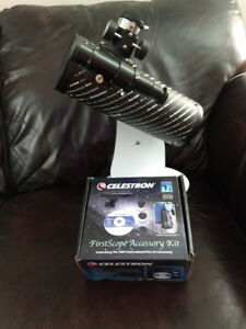 Celestron FirstScope Telescope plus Accessory Kit