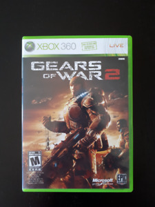 Gears of War 2 Xbox 360 (Complete)