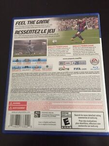 FIFA 15 for PS4 London Ontario image 2