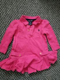 18-24 months Ralph Lauren dress