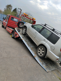 Car Vehicle Breakdown Recovery | Transporter for Car Collection and De