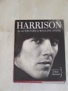 George Harrison, by the editors of Rolling Stone