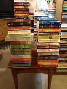 NORA ROBERT's books ....3.00 each