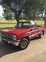 Classic truck for sale