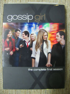 GOSSIP GIRL DVD SET SEASON 1