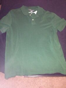 Dark Green Polo (XL) - NEW WITH TAGS!