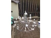 Very large chandelier for sale £80.00
