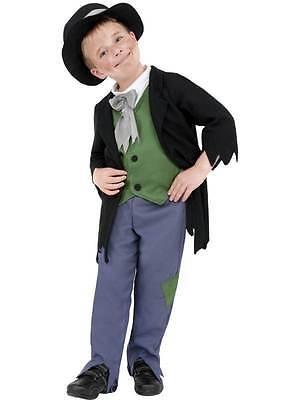 Artful Dodger Viktorianischer Junge Kostüm, Klein Alter - Artful Dodger Kostüm