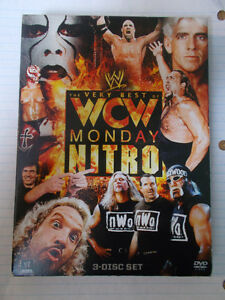 Wrestling DVD & VHS For Sale, WCW, WWE, ECW & More, List Inside!