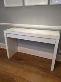 Ikea Malm dresser desk