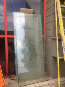 Sheets of Toughened Glass