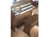 Elka electric organ.