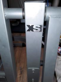 XS Leg Curl Machine