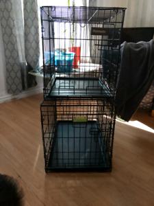 2 cages a vendre pas chère