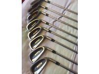 Golf Clubs - Titleist 822 O/S irons