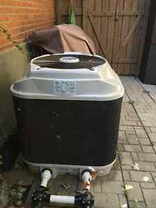 Thermopompe Nirvana piscine