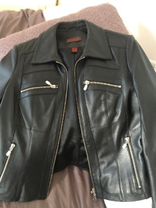Women's XS Danier leather jacket